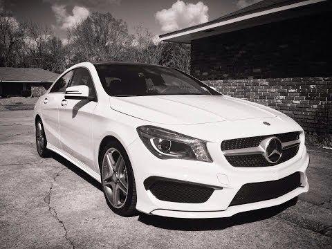 2014 Mercedes CLA 250 Start Up. Exhaust. Full Review