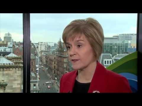 First Minister makes major economic speech