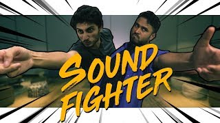 Sound Fighter | Abish Mathew feat. Nikhil Kini | Sketch Comedy