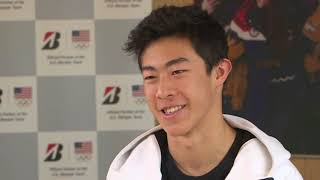 U.S. figure skater Nathan Chen opens up about 2018 Winter Olympics in one-on-one interview | ESPN