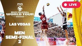 Las Vegas 4-Star - 2018 FIVB Beach Volleyball World Tour - Men Semi Final 2