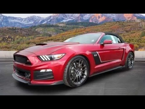 2017 roush stage 3 ford mustang supercharged 670hp | full