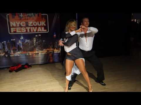 00111 NYCZF2016 Lotus and Brad ~ video by Zouk Soul