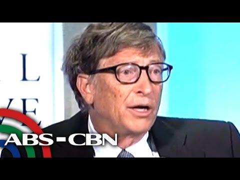 Microsoft founder Bill Gates, nasa Pilipinas