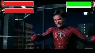 Spider-Man vs. Venom with healthbars (4000 Subscribers Special)