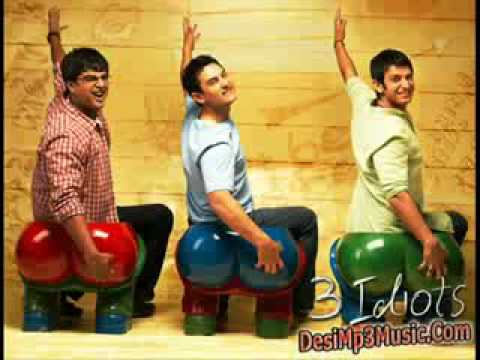 3 Idiots - All izz well HQ FULL SONG HD Latest Upcoming Bollywood...