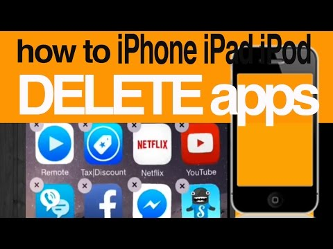 how to delete your ipad apps 2017