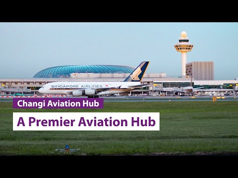 As one of the world's busiest air hubs with a large family of airlines and an integrated logistics gateway, Changi Airport is a conduit to the world beyond. [Learn about our connectivity:...