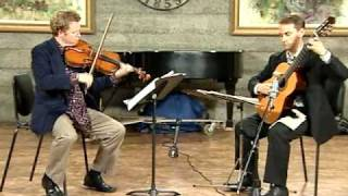 Gigue & Double from Suite in D minor by Marin Marais
