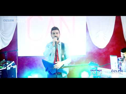 GRUP MOR - Sallama - 2014 2015 - Pazarcik - Elbistan - Antep - Halay - Özlem Foto Video®