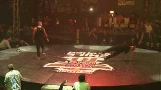 Shuky V/s Danny Chico Red Bull BC One Chile 2013 (final)