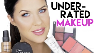 MOST UNDERRATED MAKEUP PRODUCTS FOR OILY SKIN!! | PRIMERS, FOUNDATIONS, POWDERS & MORE!!