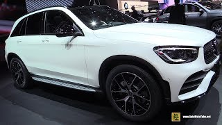 2020 Mercedes GLC 300 4Matic - Exterior and Interior Walkaround - Debut at 2019 Geneva Motor Show
