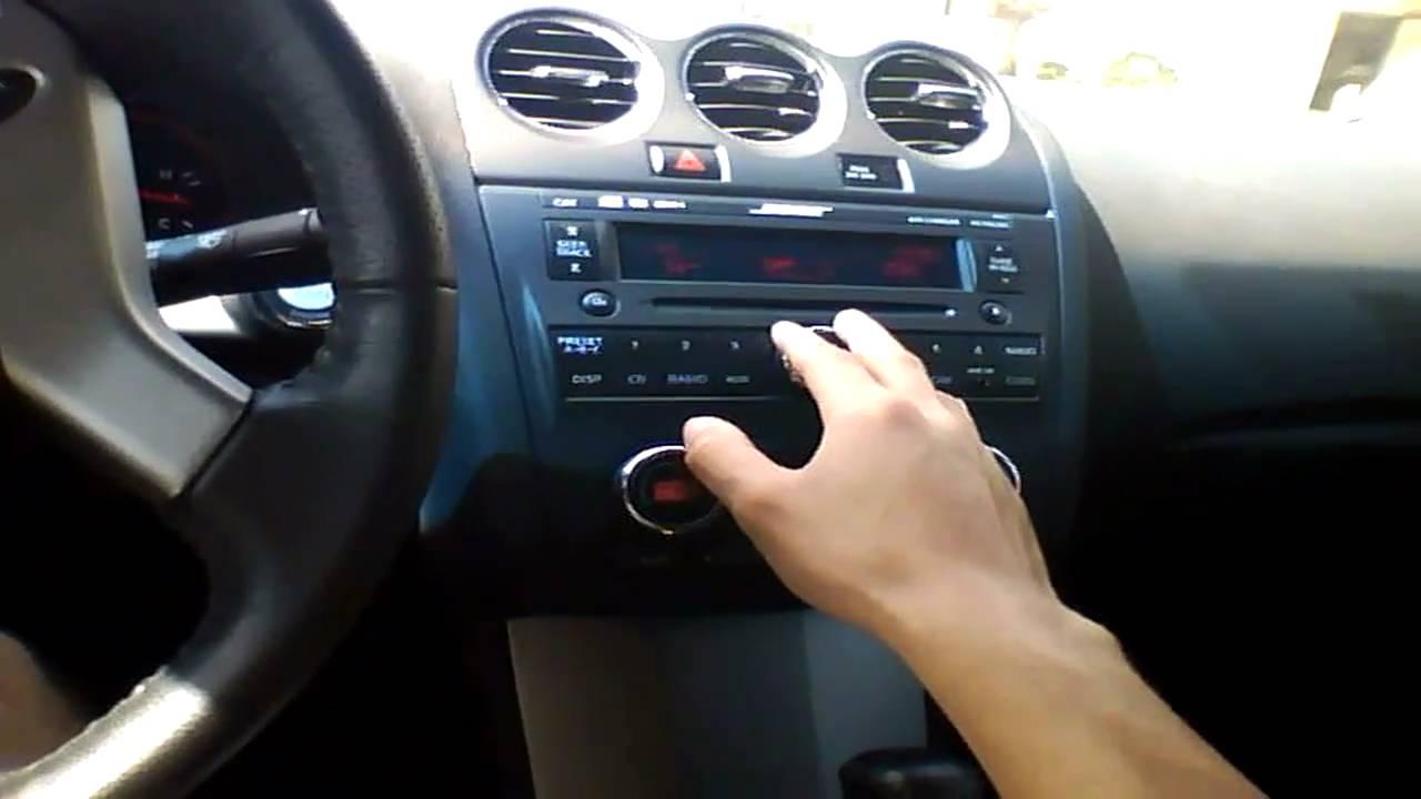 2008 Nissan Altima Se 3 5l V6 Quick Tour Start Up Amp Rev