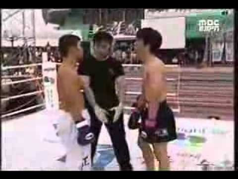 Таеквондо против тайского бокса