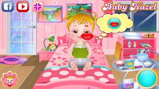 Baby Hazel Stomach Care - Funny Game [KumaGaming]