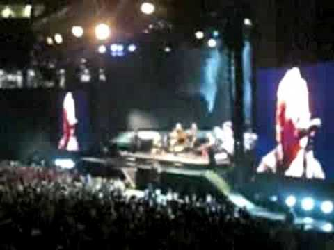 Bruce Springsteen- Little Latin Lupe Lu- 8/2/08 Video