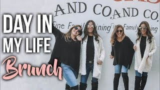 Day in my life: BRUNCH & SHOPPING!!