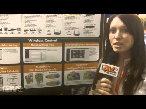 CEDIA 2013: Pakedge Shows New C36 Wireless Controller for Network Control