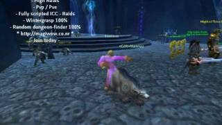 MagisteriumWoW World of Warcraft Private Server 3.3.5