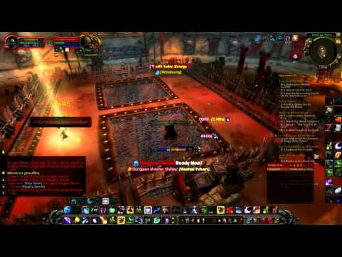 World of Warcraft How To Dungeon Master Vishas Rank 1 Fourth Boss Brawlers Guild
