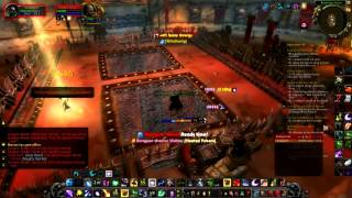 How To Dungeon Master Vishas Rank 1 Fourth Boss Brawlers Guild Guide WoW MoP