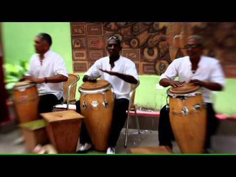 La Campana - Afro-Cuban Percussion, Song and Dance Company 2