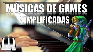 download musica MÚSICAS DE GAMES FÁCEIS NO TECLADO Para Iniciantes