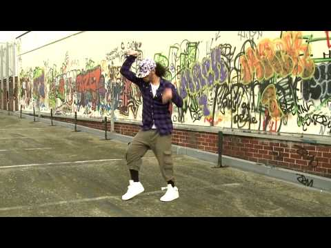 Street dance freestyle - Digga - let me say - Produced by Schizofrenikz Records