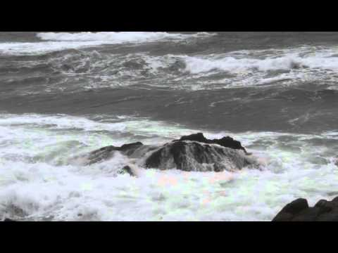 Wind Storm - Lubec Maine - 4/7/2016