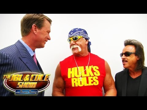 Hulkamania Runs Wild on JBL! - The JBL & Cole Show - Ep. #71