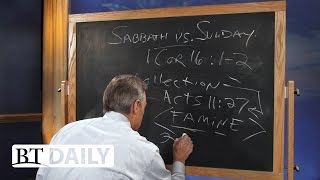 Video: In 1 Corinthians 16:2, did Apostle Paul change Sabbath to Sunday? - BeyondTV 2/2