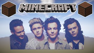 ♪ [FULL SONG] MINECRAFT Perfect by One Direction in Note Blocks (Wireless) ♪