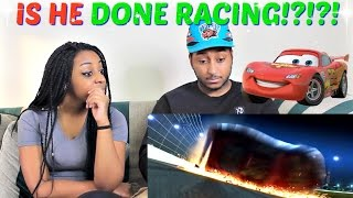 Cars 3 - Official US Trailer REACTION!!!!