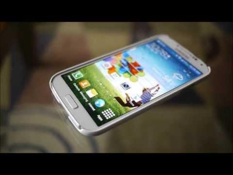 Spigen Samsung Galaxy S4 Ultra Thin Air Case hands