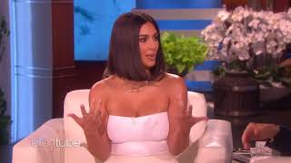 Kim Kardashian Defends Her 'Family Feud' Reputation