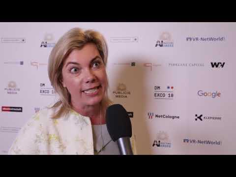 AI Masters 2019 - Interview Anastassia Lauterbach Teil2