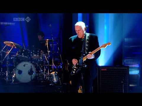 David Gilmour Live at Later with Jools Holland The Blue
