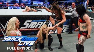 WWE SmackDown LIVE Full Episode after Survivor Series - 21 November 2017
