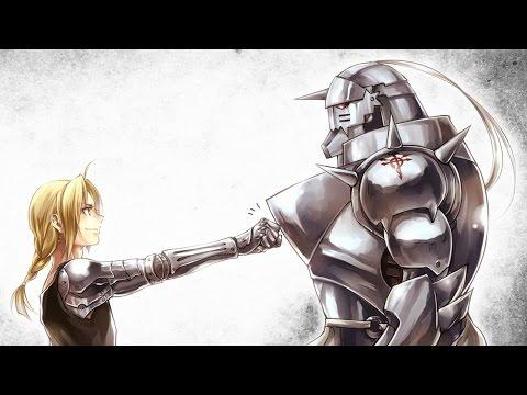 Fullmetal Alchemist Brotherhood Full All Openings [1-5]