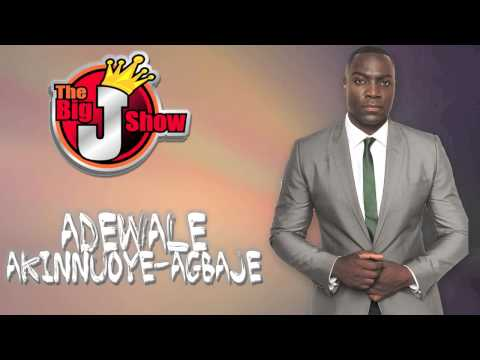 Adewale Akinnuoye-Agbaje Interview - The Big J Show