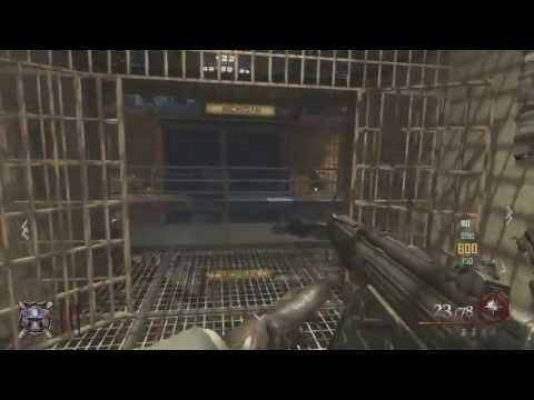 "Mob Of The Dead ""Hidden Easter Egg?"" (Black Ops 2 Zombies: Grief Mode)"