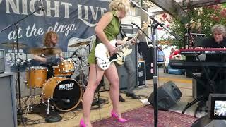 No Angels Samantha Fish Live A Friday Night Concert Series Cloverdale Ca 8 31 18