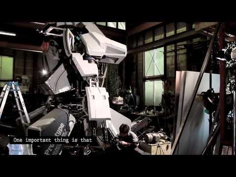 KURATAS by Suidobashi heavy industry - V-Sido operated robot