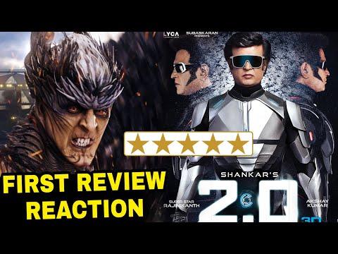 Robot 2.0 First Review Reaction | Akshay kumar, Rajnikant, Shankar, Robot 2.O Review by distributers thumbnail