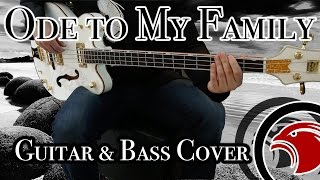 Download Lagu Ode To My Family The Cranberries Guitar Bass Instrumental Cover By Bentura Madrid Mp3