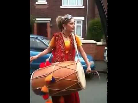 rude boy with punjabi girl dhol mix