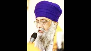 Giani Thakur Singh Ji - How to get forgiven for sins