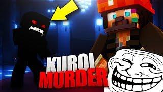 HO TROLLATO IL MURDERER! - Minecraft ITA - KUROI MURDER w/ Eren Tear Fede Tano