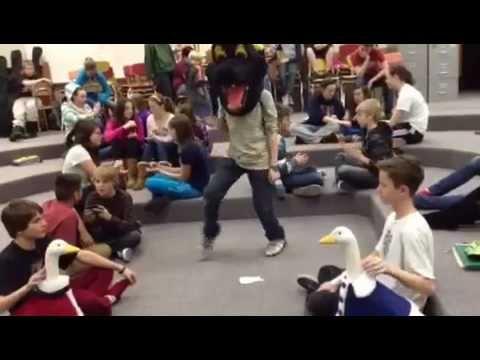 Drake Middle School HarlemShake